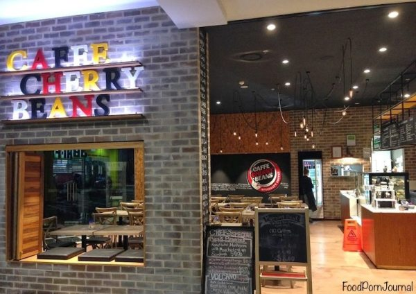 Cafe Cherry Beans Woden