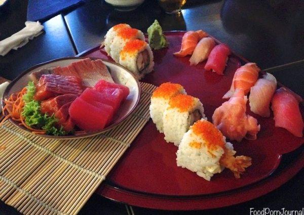 Iori Plus Deakin sashimi