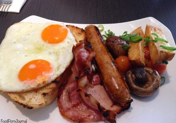 Kusina Canberra big breakfast