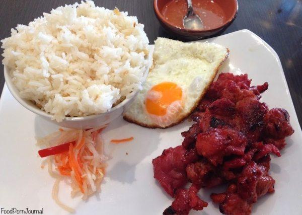 Kusina Canberra breakfast