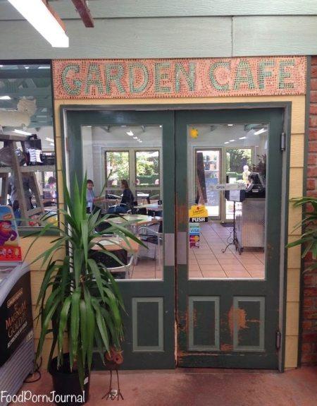 Rodney's Garden Cafe entrance