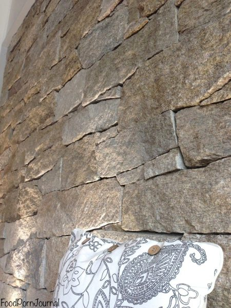 Breizh Cafe wall