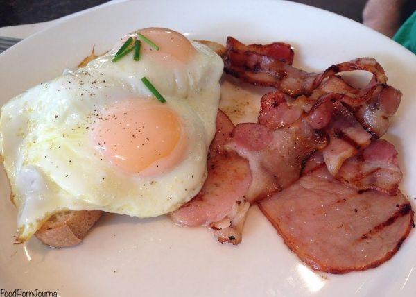Ellacure Belconnen bacon eggs