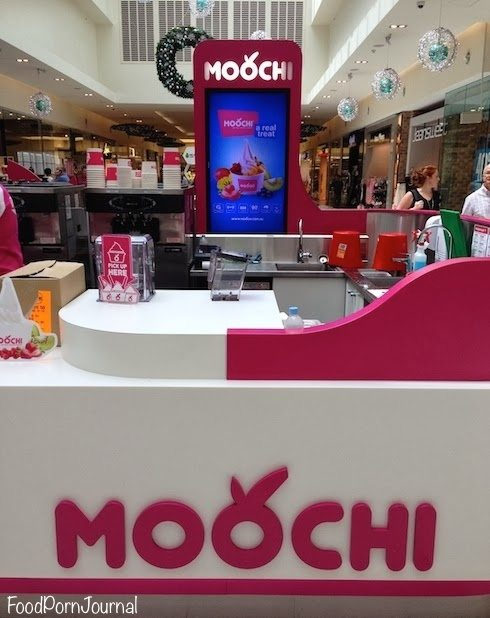 Moochi frozen yoghurt Canberra