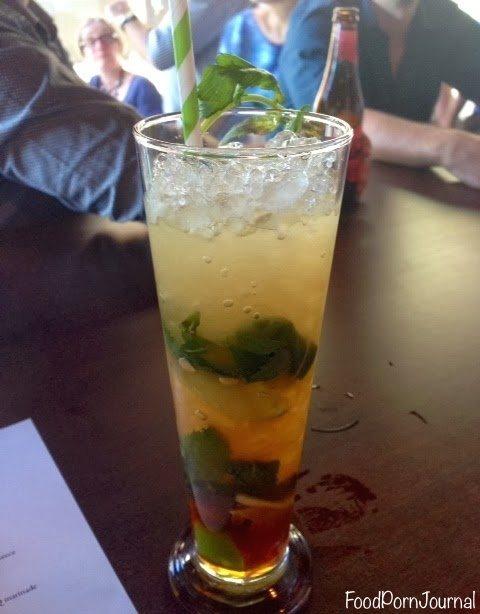 Rum Bar Kingston mojito