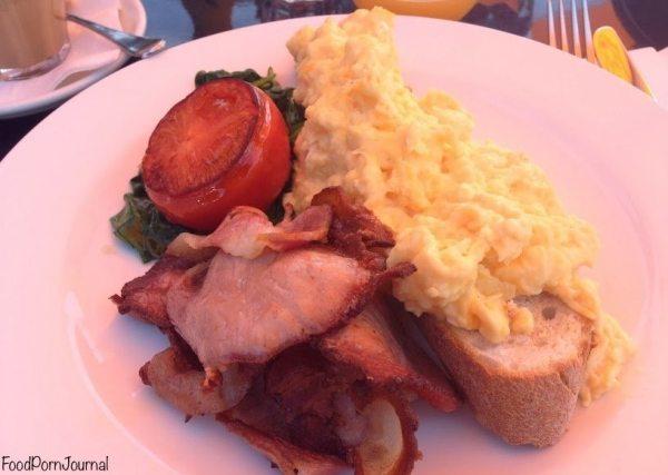 Wild Brumby breakfast