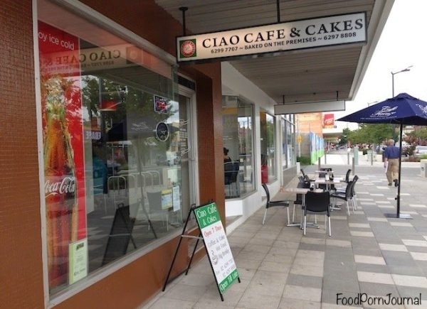 Ciao Cafe and Cakes Queanbeyan