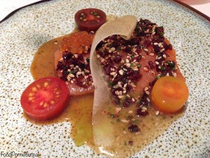 Sage Dining taste test 1