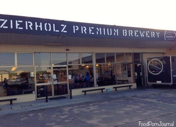 Zierholz Brewery Canberra 1