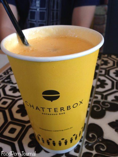 Chatterbox espresso oj