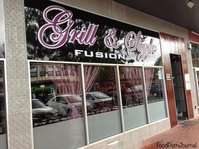 Grill and Sizzle fusion Dickson