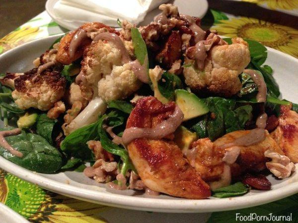 Elk Pea salad 2