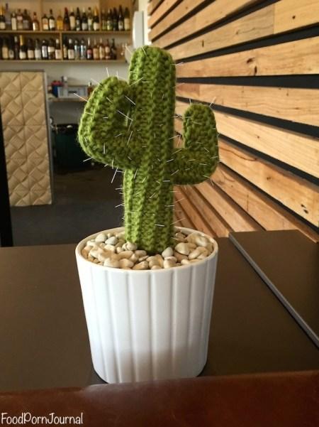 Smoque Woden cactus
