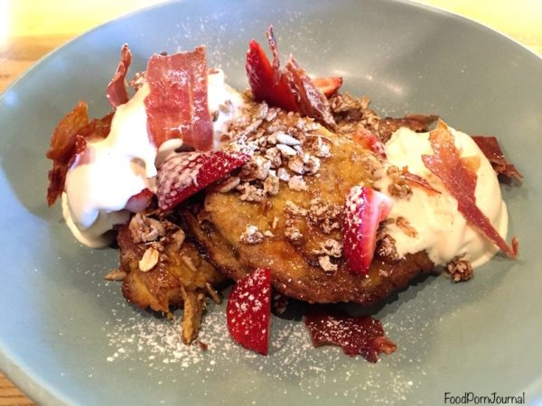 Eightysix Braddon french toast