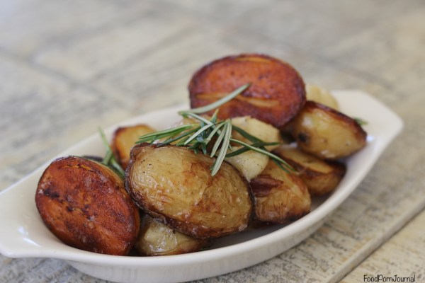 Muse Kitchen duck fat potatoes