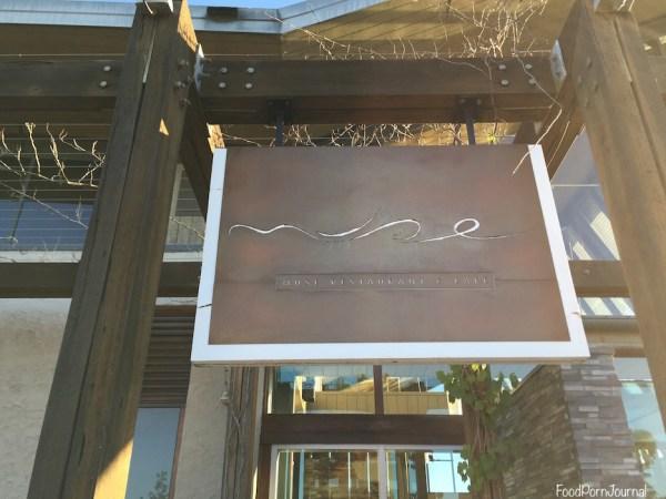 Muse Restaurant Hunter Valley sign