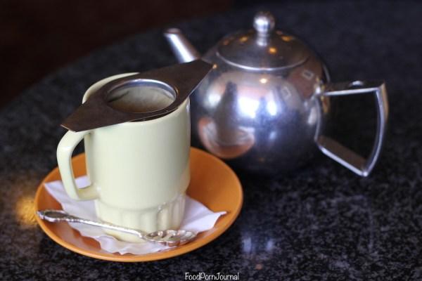 A bite to Eat tea