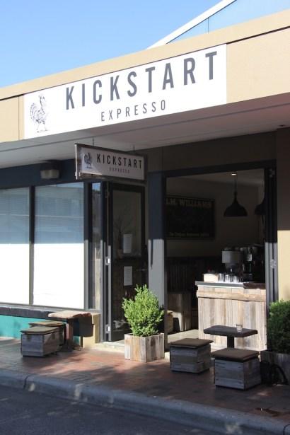 Kickstart Espresso Dickson