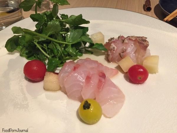 LiloTang Barton snapper sashimi