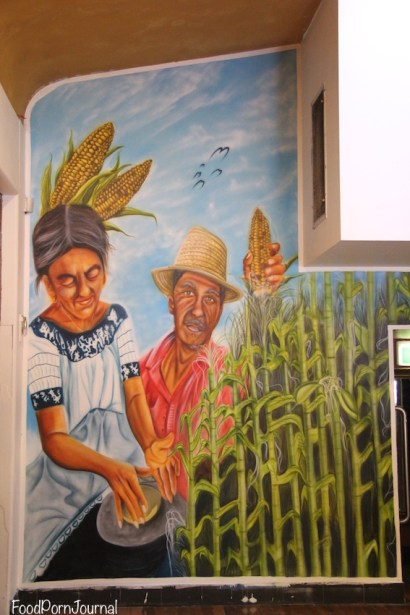 Mazorca mural