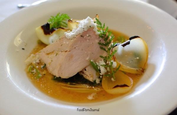 Eschalot Restaurant Berrima chicken