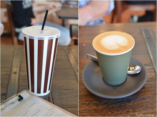 332 Manhattan Canberra coffee and milkshake