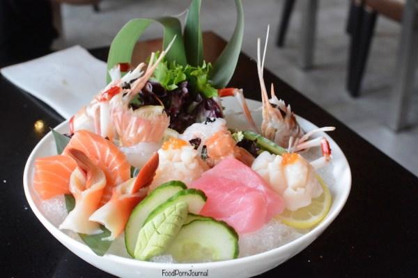 Bon Kura Dickson sashimi