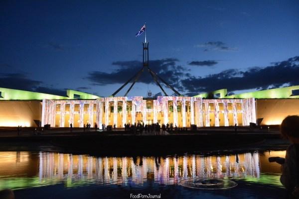 Enlighten Parliament House