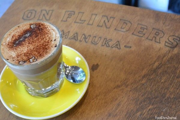 On Flinders Manuka LSR coffee