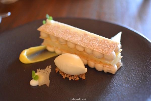 Pialiigo Estate Farmhouse mille-feuille pear