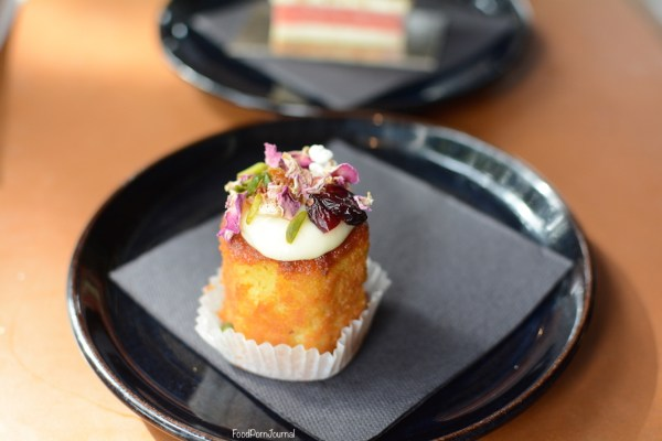 Black Star Pastry orange cake figs