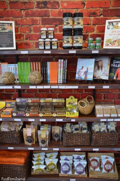 Paleo Cafe Braddon store