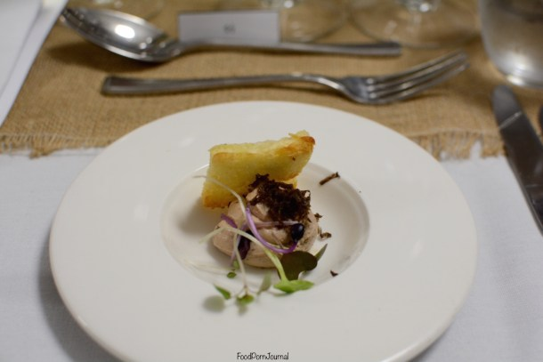 Southern Cross Yacht Club truffe degustation