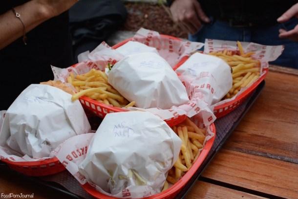 Brodburger Canberra stash