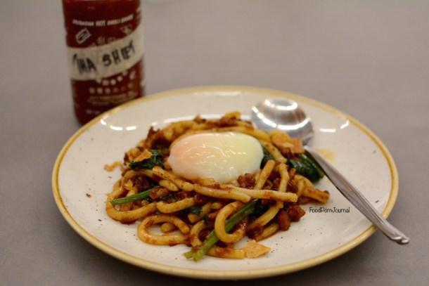 XO restaurant asian bolognaise