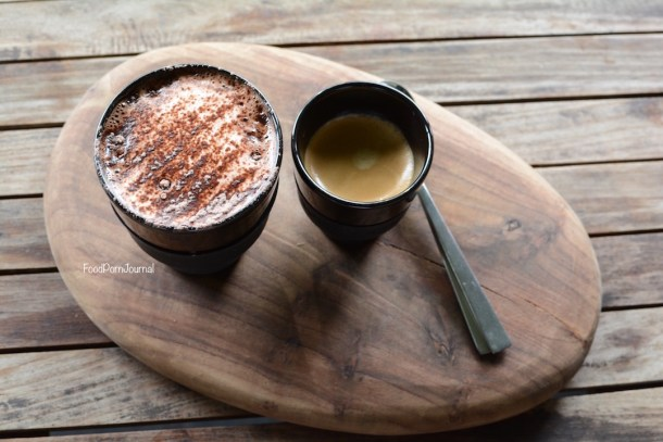 Biota Dining coffee