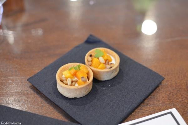 Hoi Polloi pumpkin tarts