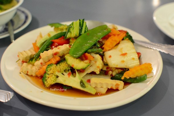 Thip's Thai basil chilli stirfry