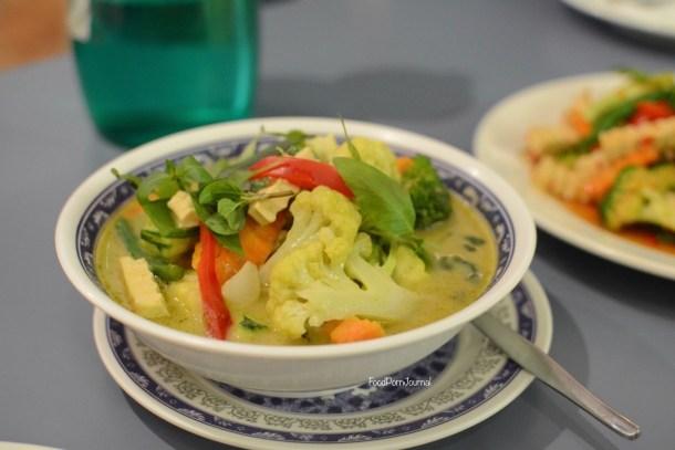 Thip's Thai green curry
