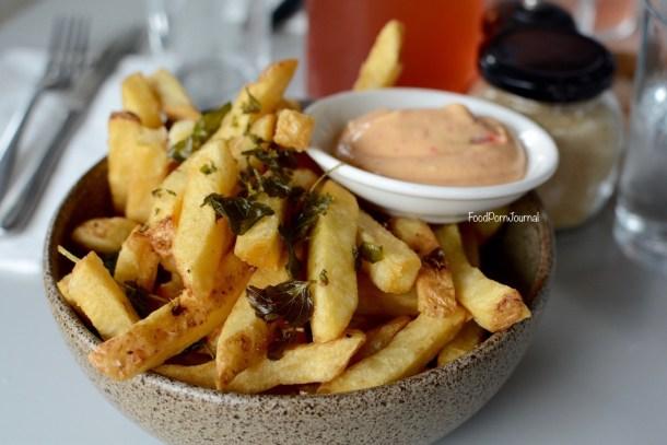 West Juliett Marrickville chips