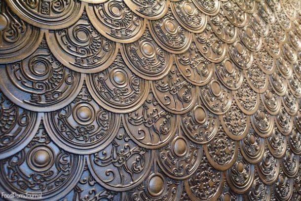 Cinnabar Kingston Foreshore bronze wall