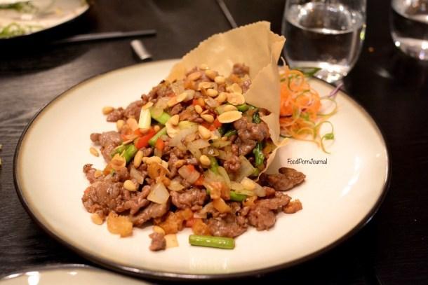Cinnabar Kingston Foreshore wagyu beef