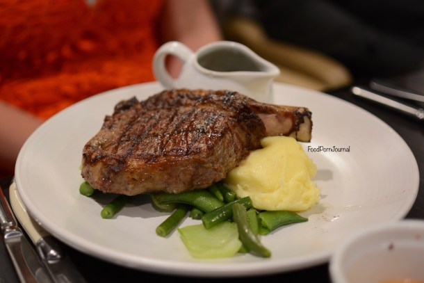 Chifley's Barton sirloin steak