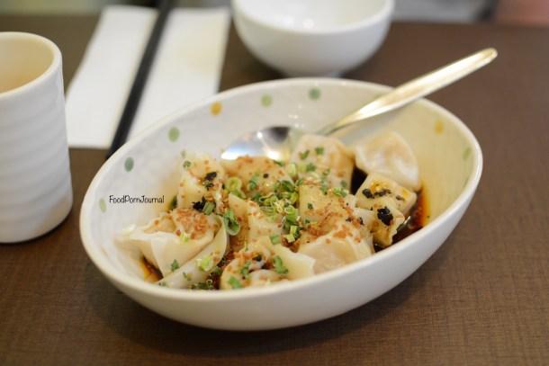 Jade Dumpling Noodle House Gungahlin spicy wontons