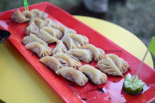 Enlighten NIght Noodle Markets Canberra gyoza Zagyoza