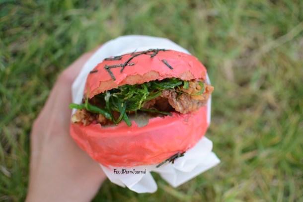Enlighten Night Noodle Markets Everybody Loves Ramen sakura burger