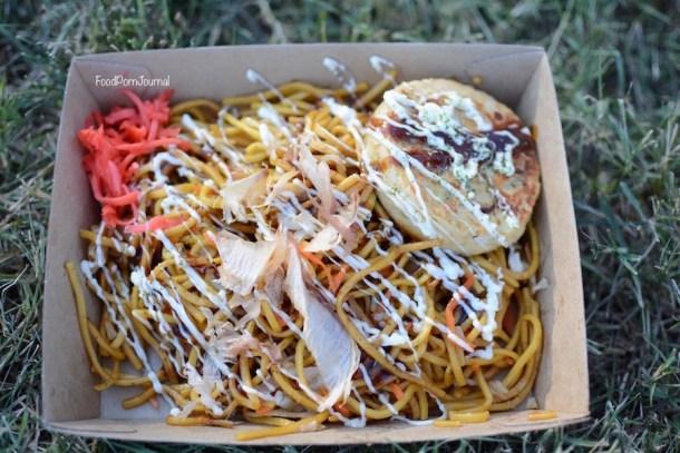 Enlighten Night Noodle Markets yakisoba