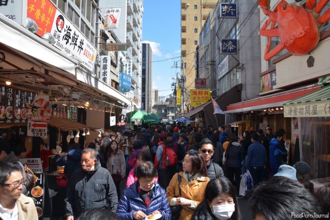 Tokyo Tsukiji markets