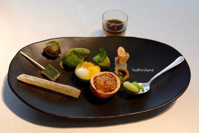 Narisawa Tokyo dessert