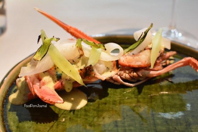 Narisawa Tokyo shrimp